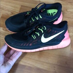 purchase cheap 157a6 d0dff Nike Shoes - Nike Free 5.0 Custom Running Shoes